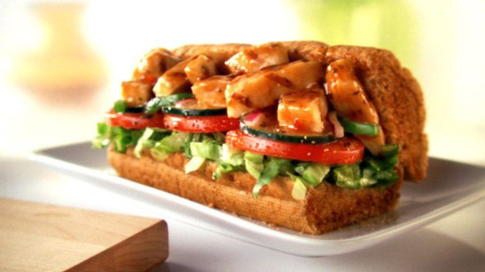 11 Best Sandwiches To Get At Subway