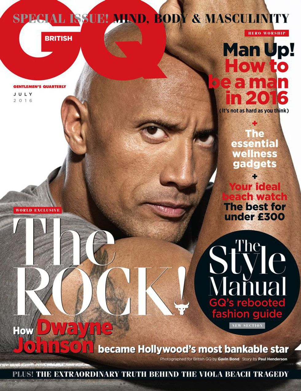 Does Dwayne The Rock Johnson Have A Future In Politics