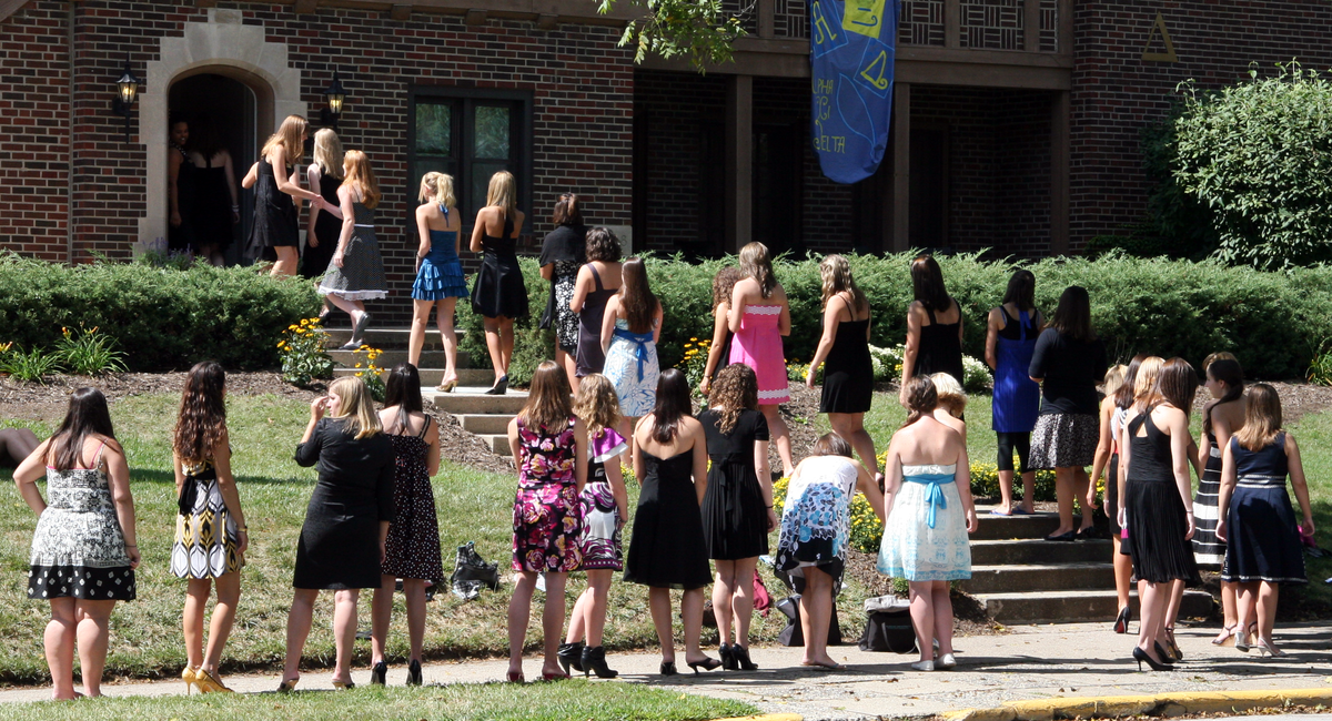 Why I Will Never Join A Sorority