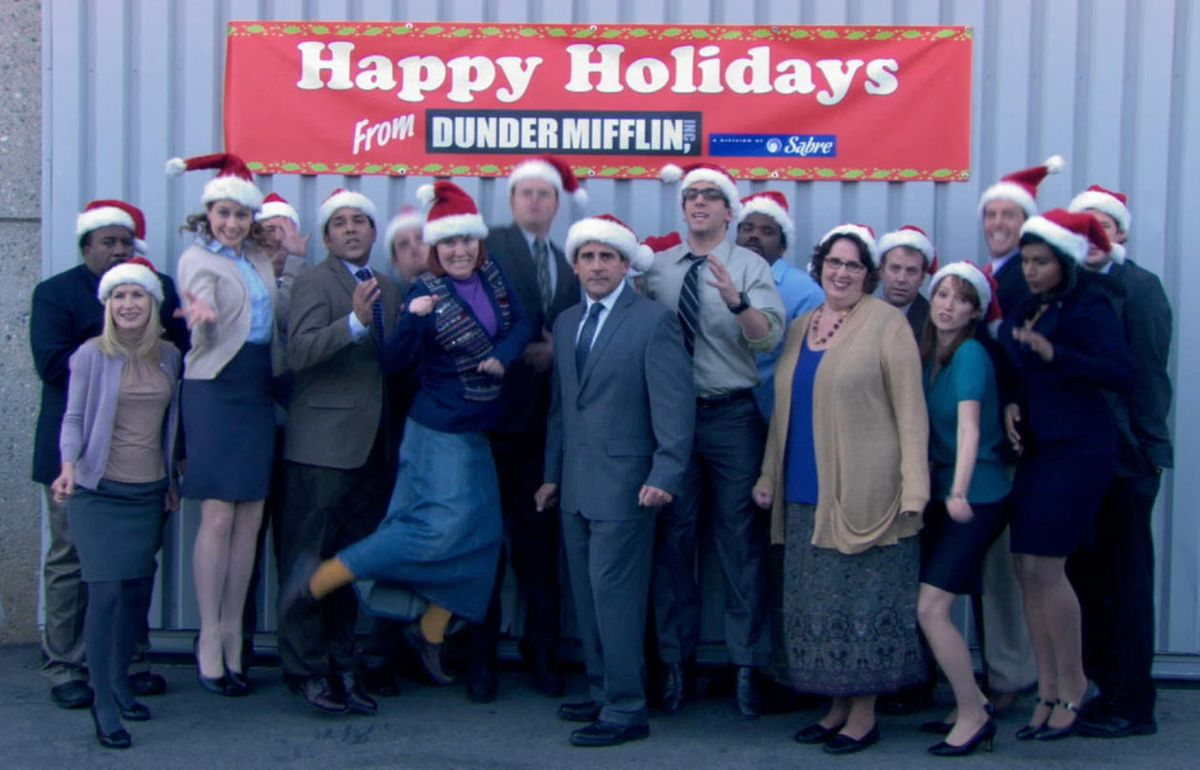 """11 Christmas Gifts For """"The Office"""" Lover In Your Life"""