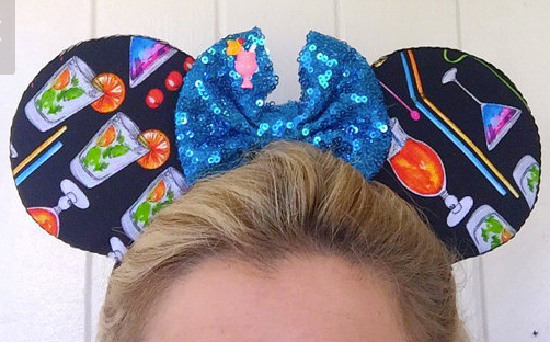 ba4db493 If you're into wearing Disney shirts or bows, I'm talking to you. I've seen  some really fun Disney drinking accessories on Etsy. Plus every cast member  will ...