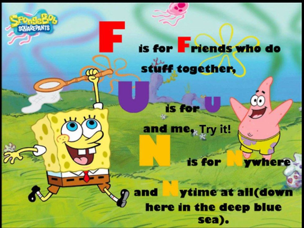 20 'Spongebob' Quotes You Constantly Use