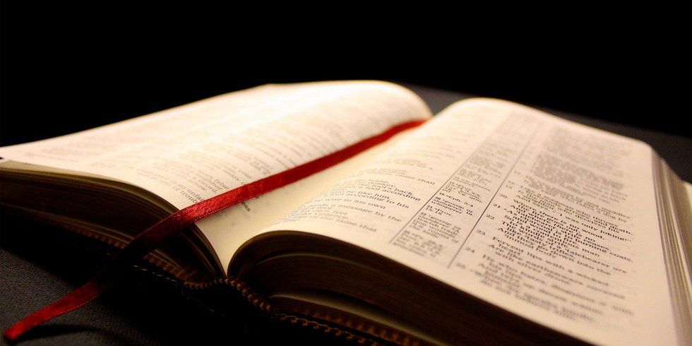 20 Bible Verses for College Student