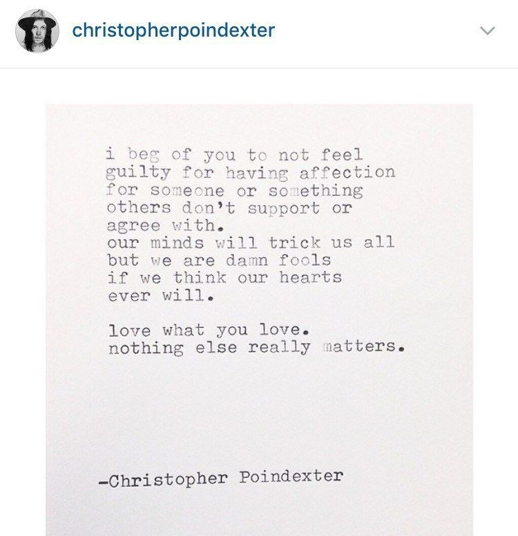 Poindexter Poems