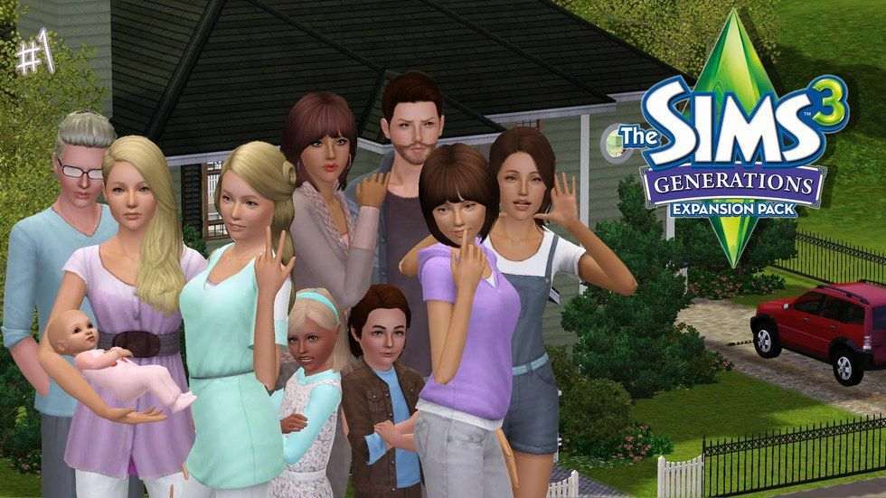 A Complete Guide To The Sims 3: Generations