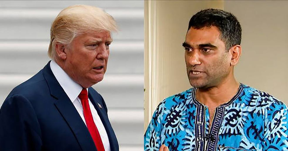 Kumi Naidoo: UN Shouldn't 'Pander to Madness That Comes Out of the Trump Administration'