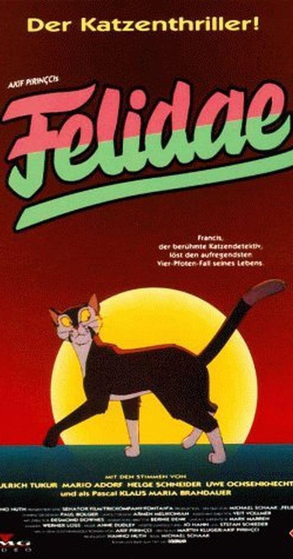 Weird Movies You Ve Never Heard Of Felidae
