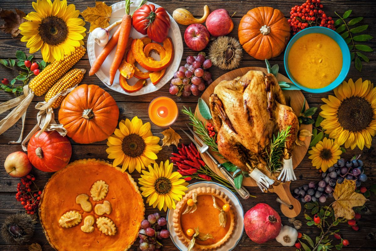 Conversations you might hear at your thanksgiving dinner table