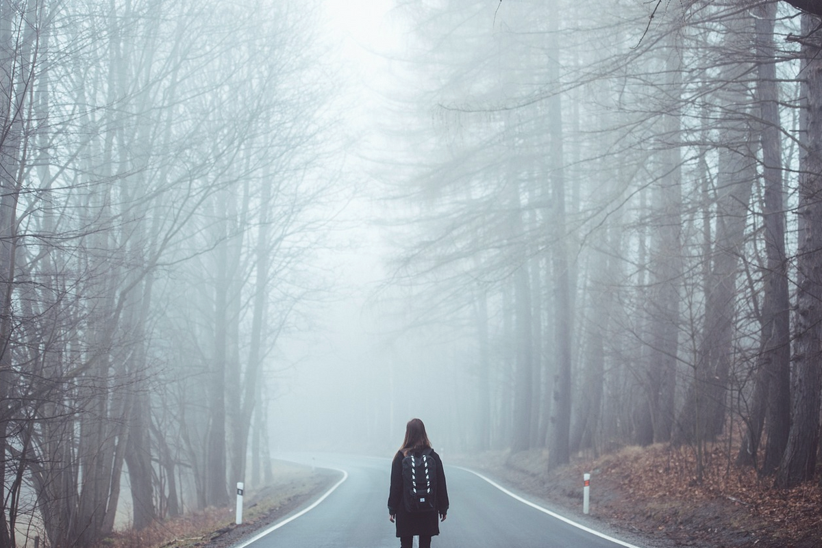 To The Girl Who Lost Her Way, Be Brave Enough To Find The Life You Want