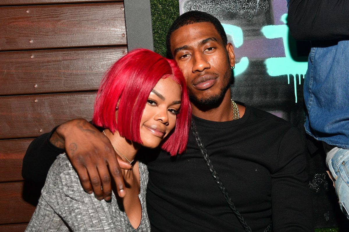 America's First Couple Teyana Taylor And Iman Shumpert Are Getting Their Own TV Show