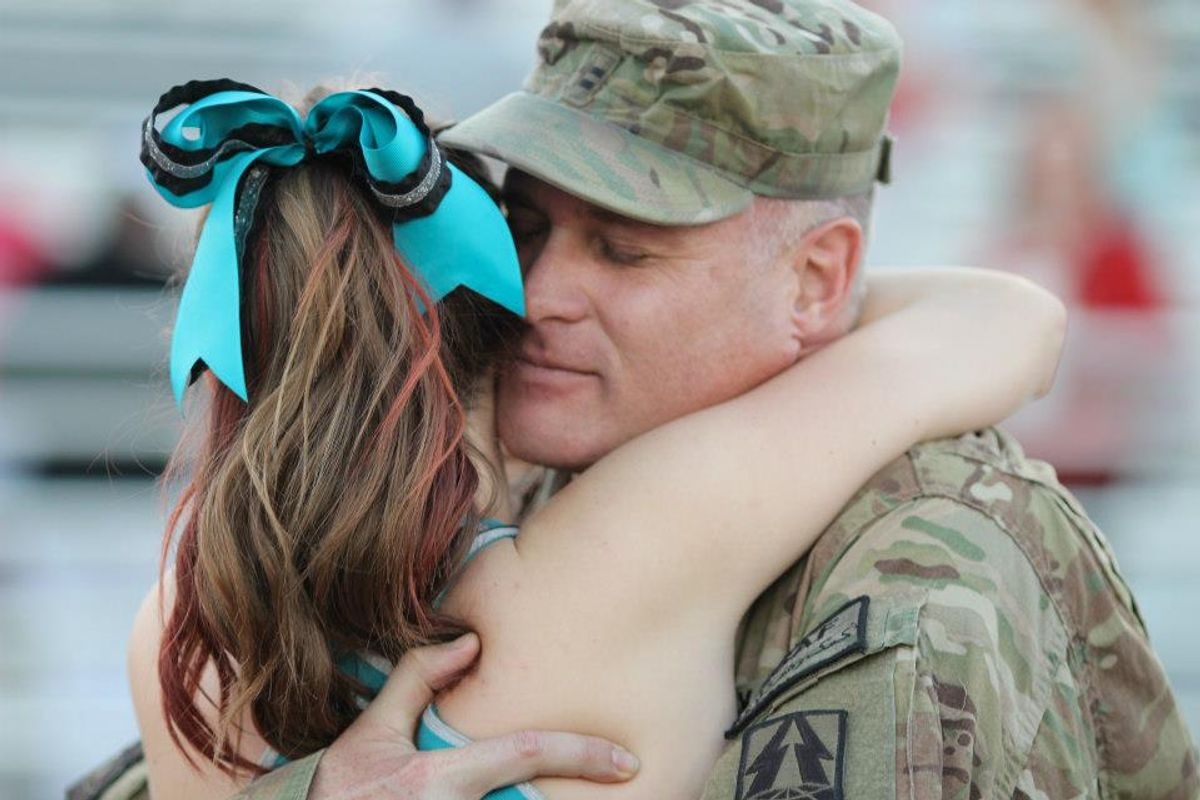 Being A Military Child: A Story Told Through Gifs