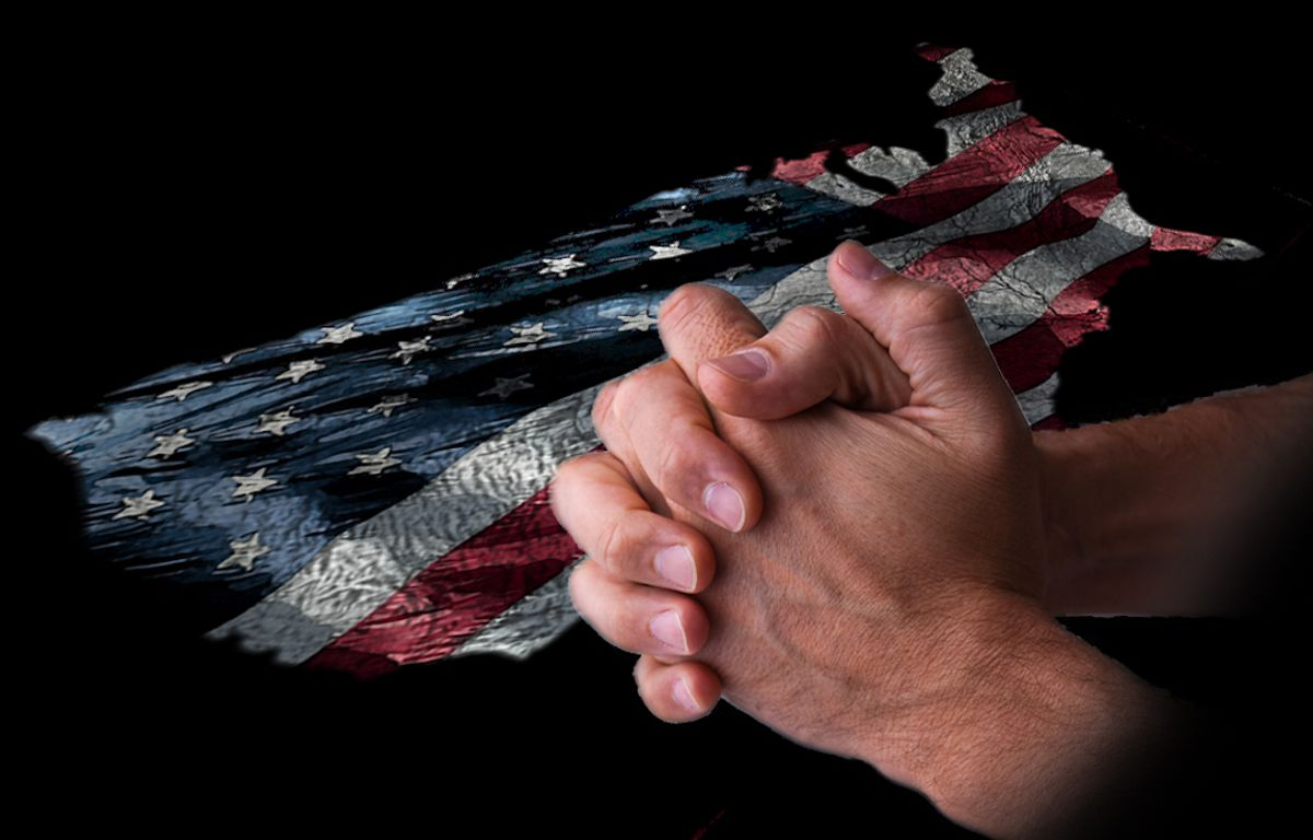 I'm Going To Send Out Some Thoughts And Prayers In Advance To Prevent America's Next Mass Shooting