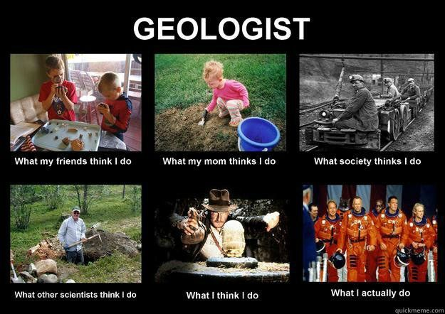 The Triumphs and Woes of an Earth Science Student