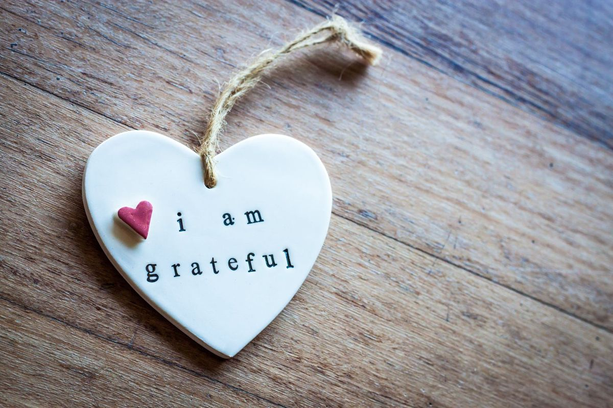 30 Things That I Am Grateful For