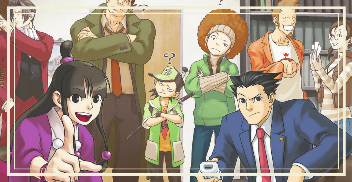 8 Quotes From The Ace Attorney Series To Get You Through The Day