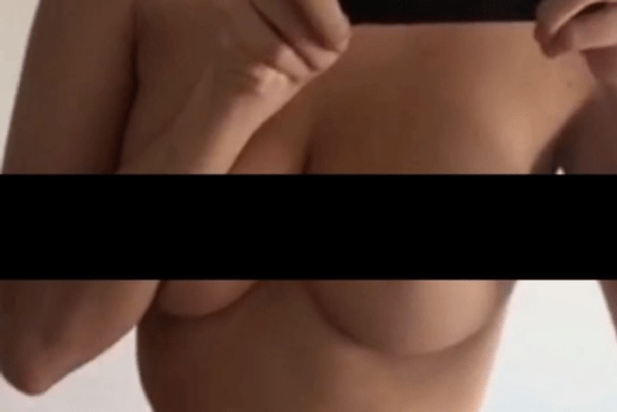 Watch a Short Adwoa Aboah-Narrated Film About the Female Nipple