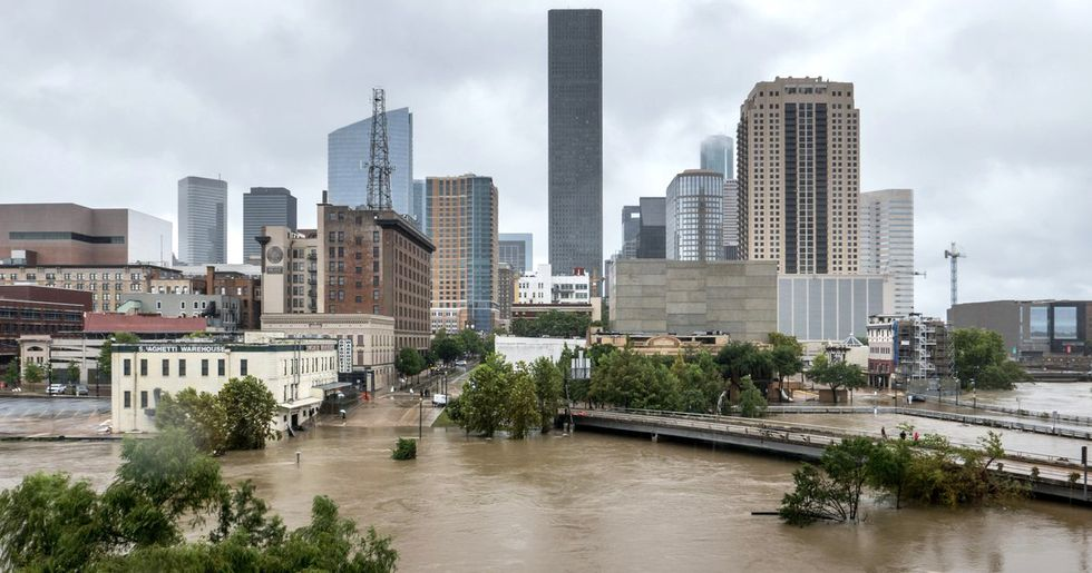 More Harvey-Sized Hurricanes Likely to Hit Texas