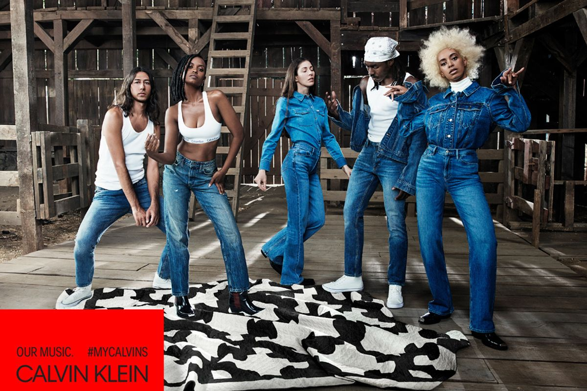 See Solange and Kelela Stun in New Calvin Klein Underwear Campaign