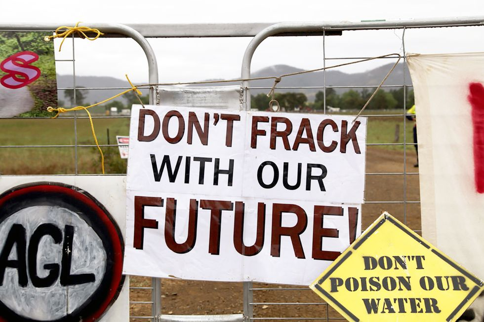 Fracking Chemicals Remain Secret Despite EPA Knowledge of Health Hazards