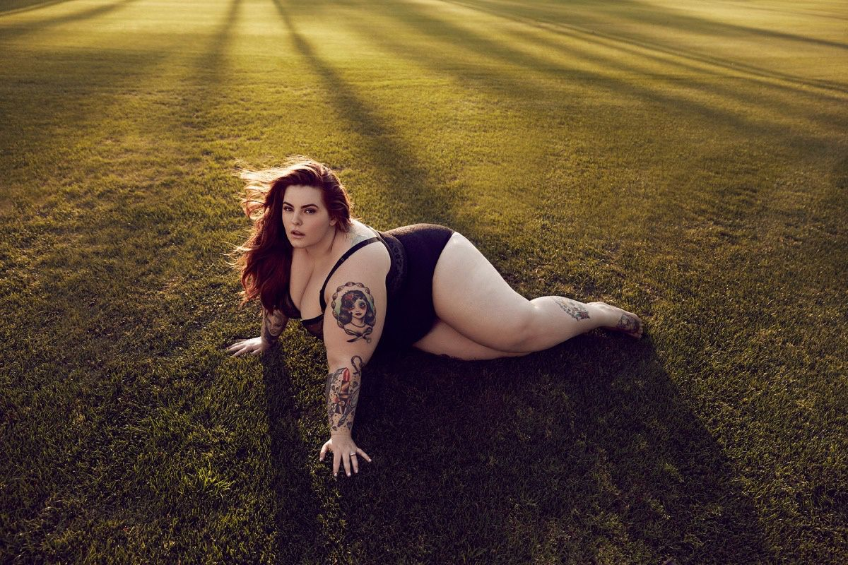 An Afternoon Off with Tess Holliday: The Fat, Fed-Up Supermodel Ready for a Revolution