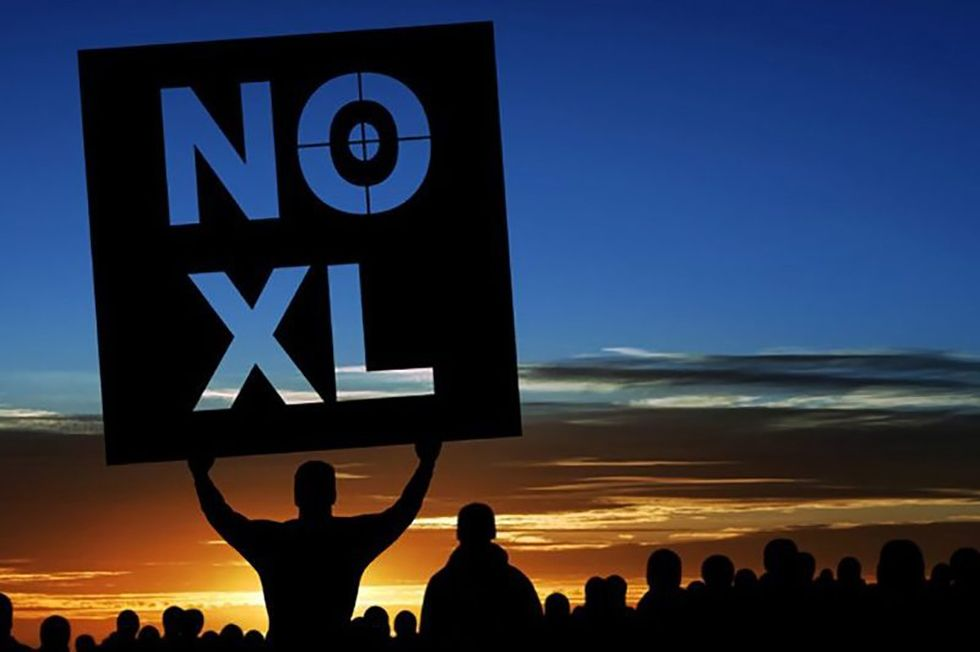 Will You 'Promise to Protect'? Coalition Urges New Wave of Resistance to Stop KXL