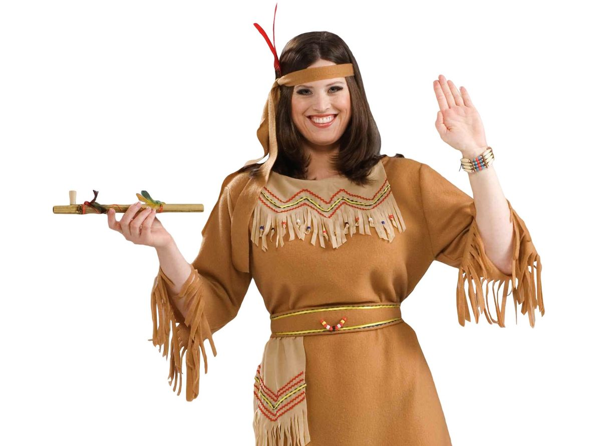 Halloween Happened: Let's Talk About Cultural Appropriation