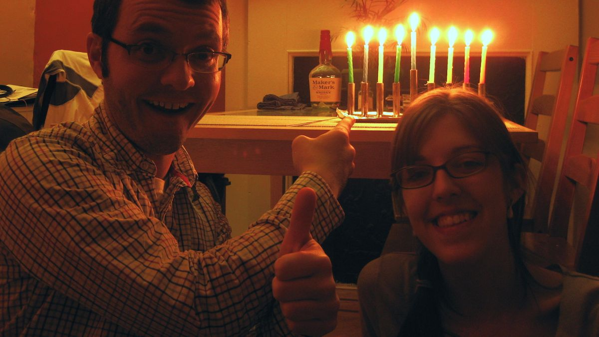 8 Crazy Gifts Every Jewish College Kid Has On Their Hanukkah 'Christmas' List