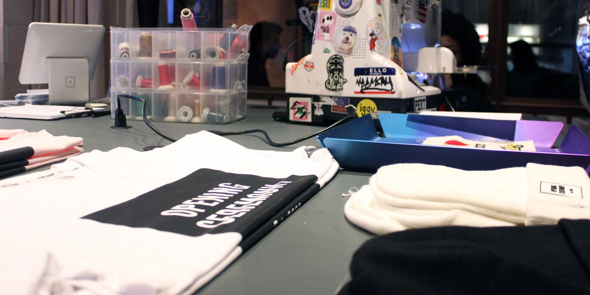 Opening Ceremony Teamed Up with Moxy Times Square To Get Personal