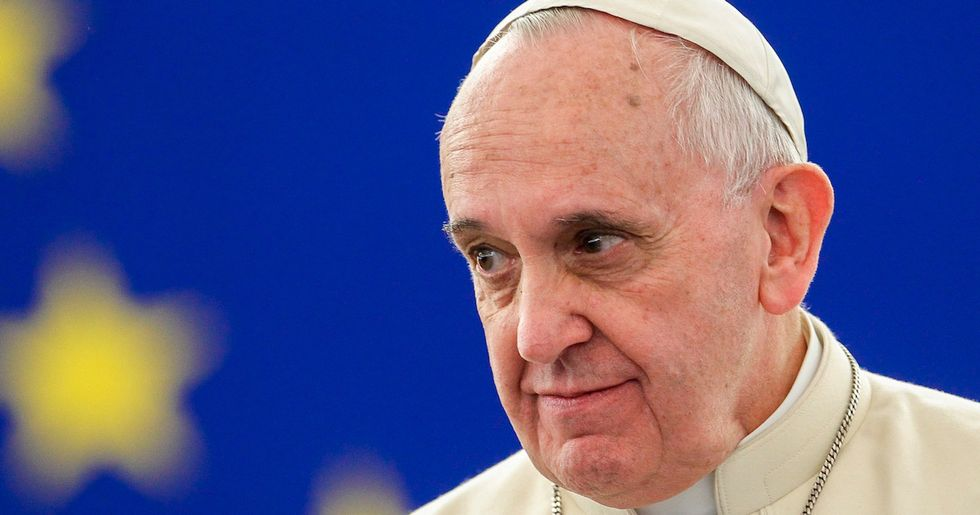 Pope Francis: These 4 'Perverse Attitudes' Could Push Earth to Its Brink