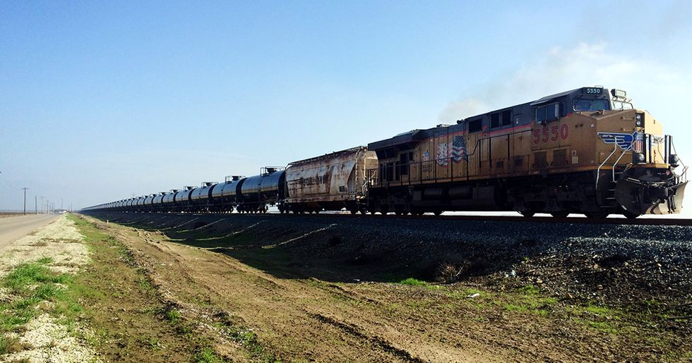 Victory: Concerned Citizens and Environmental Groups Stop Oil Train in Its Tracks