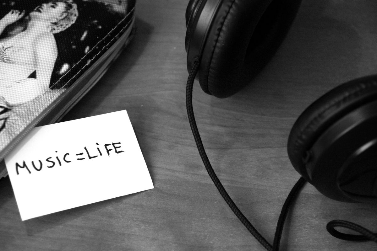 A Love Letter To Music, From The Girl You Saved