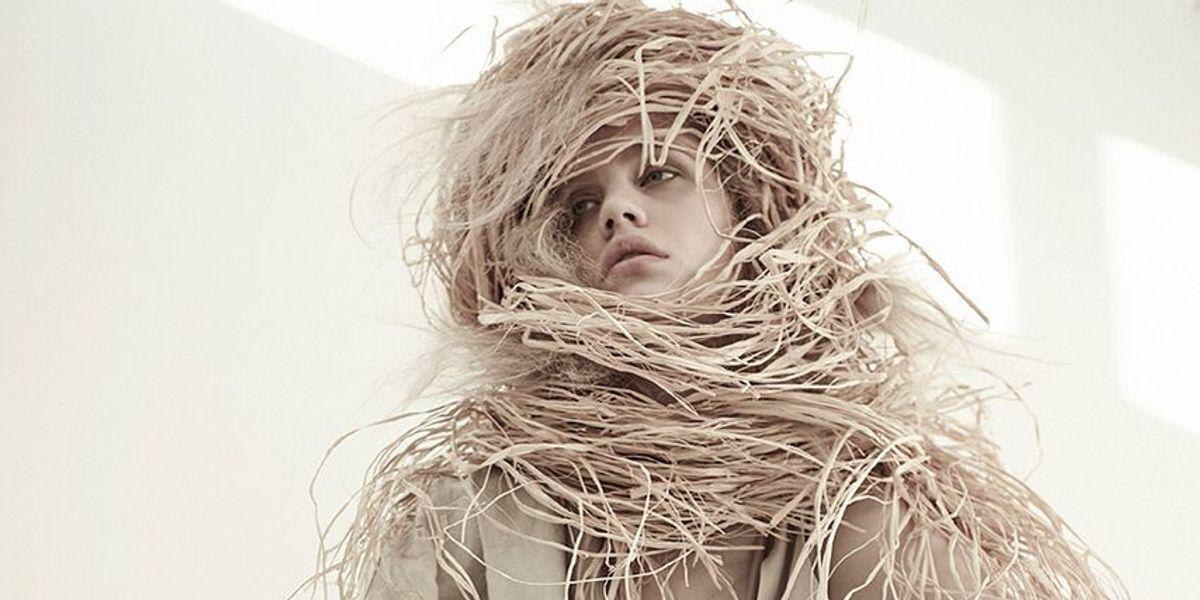 Meet the Luxury Avant-Garde Nordic Designer Breaking Down Gender Norms