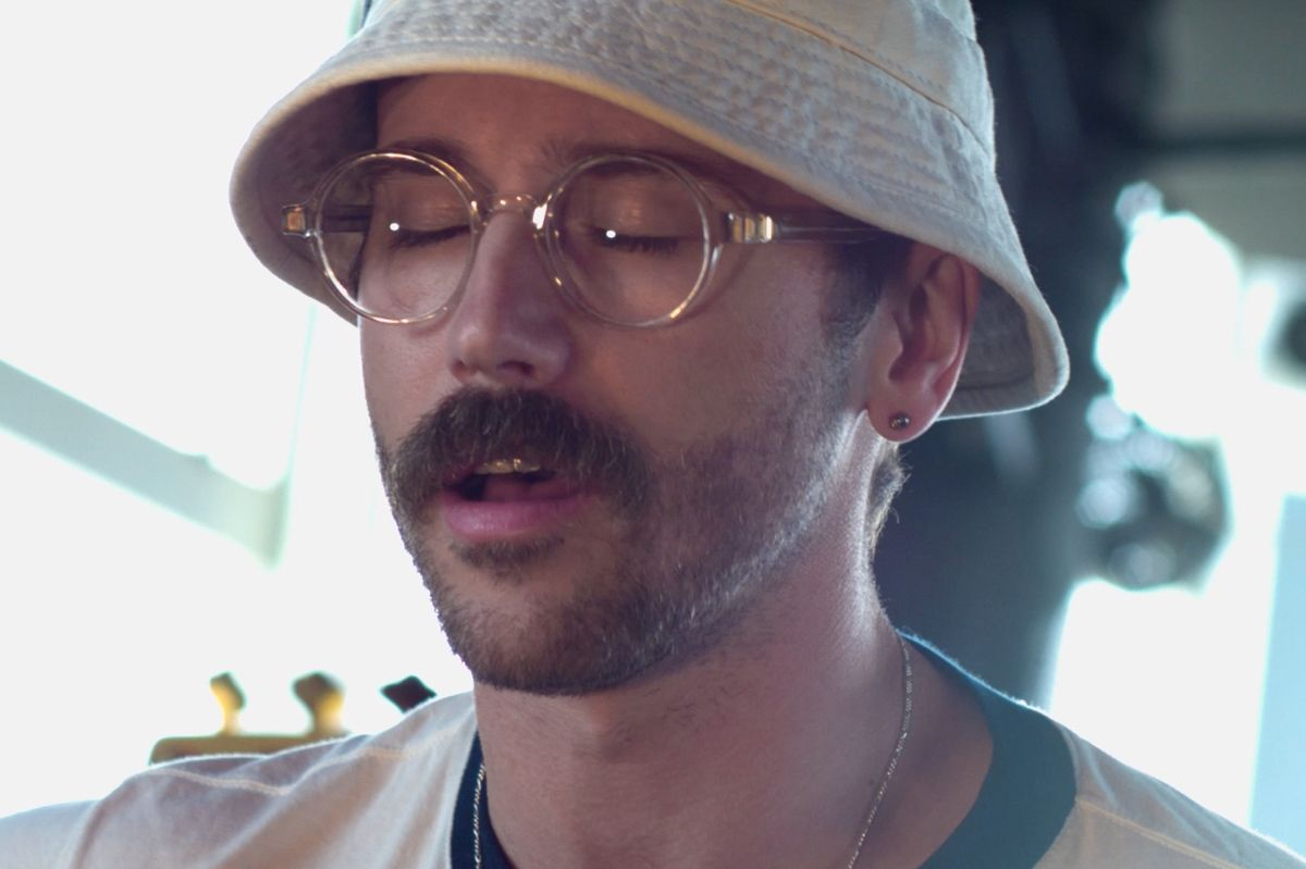 Portugal. The Man Joins Us in the PAPER Penthouse