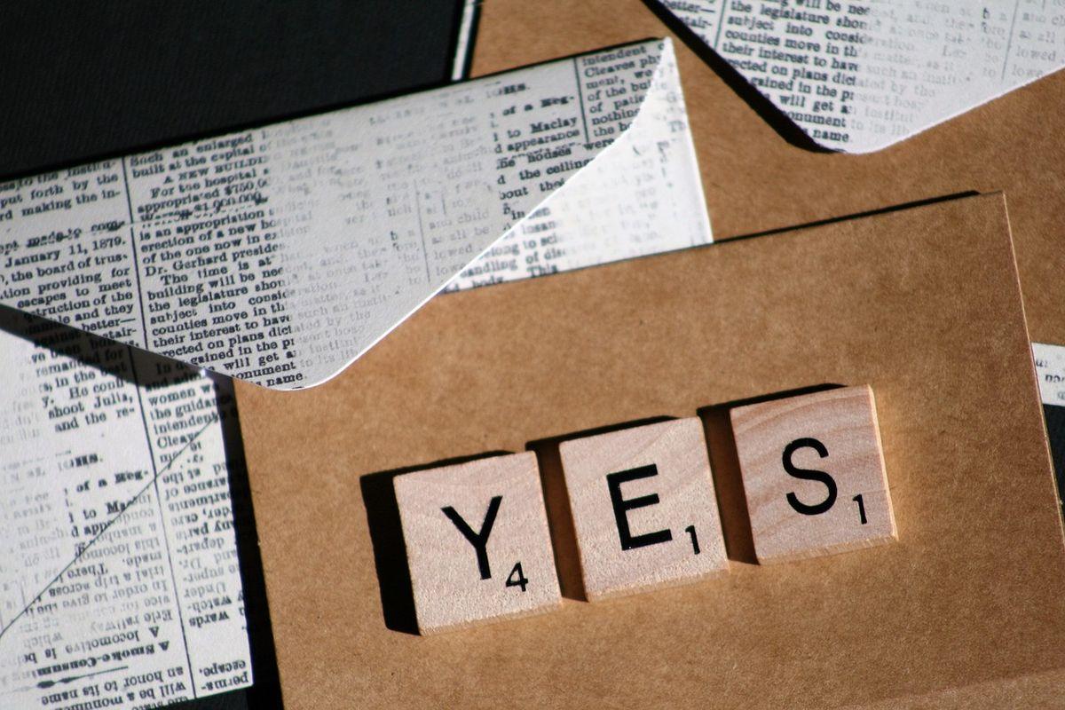Why Saying Yes Isn't ALWAYS Bad
