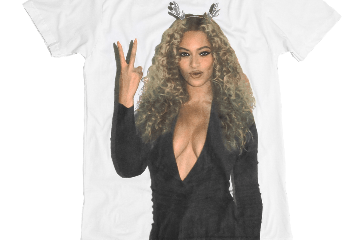 Cop Your New Beyoncé Merch in Time for the Holidays