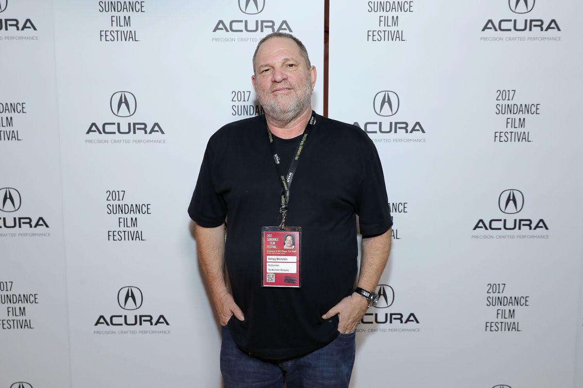 Harvey Weinstein Now Accused of Sex Trafficking
