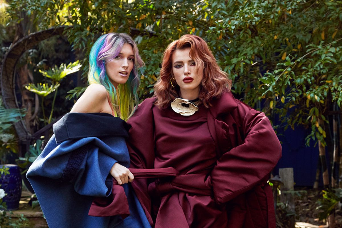 Bella and Dani Thorne Are Not Your Garden-Variety Hollywood Siblings