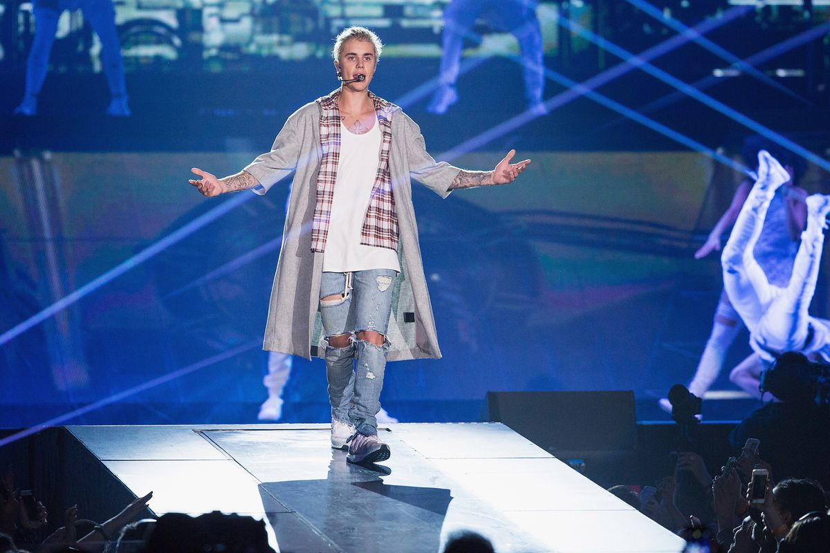 Justin Bieber's Concert Threatened by ISIS-Aligned Teen