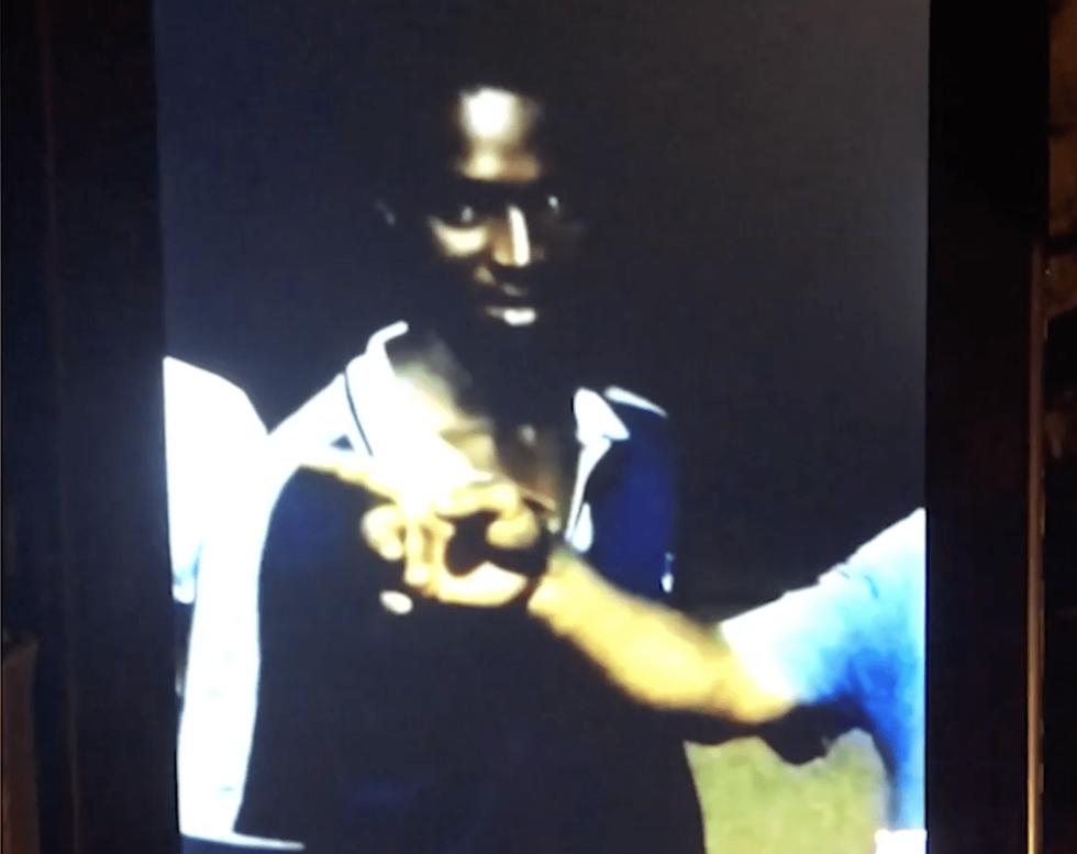 Libyan slave auction photo