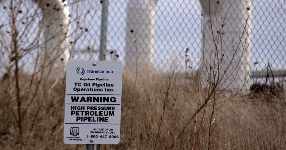3 Major Spills in 7 Years: Keystone Has Leaked Far More Than TransCanada Estimated