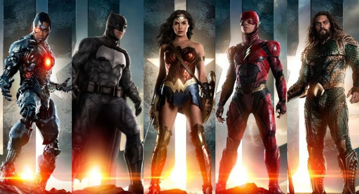 The Justice League: The Best DC Movie.