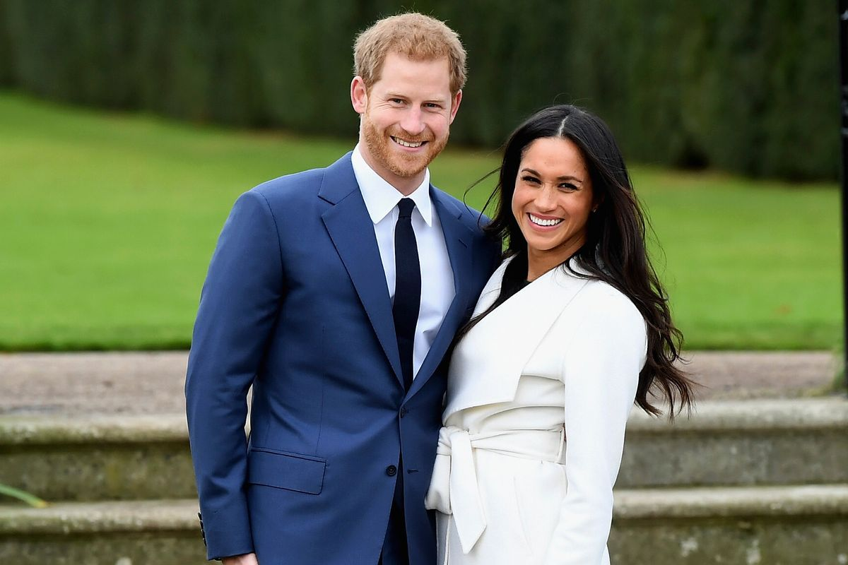 Twitter Rejoices at Prince Harry's Engagement to Meghan Markle