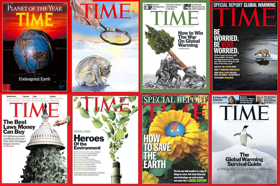 Climate-Denying Koch Brothers Back Purchase of Time Magazine