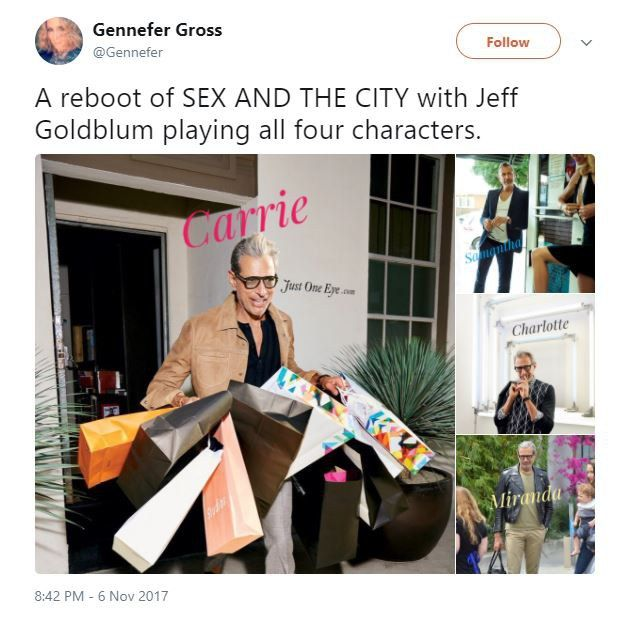 Sex and the city gross