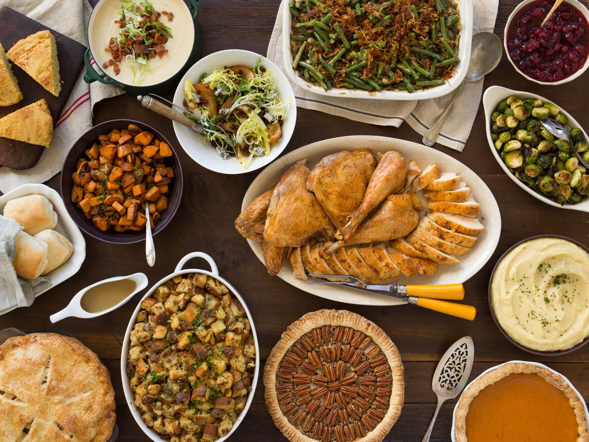 Thanksgiving Dinner Foods, Ranked From Best To Worst