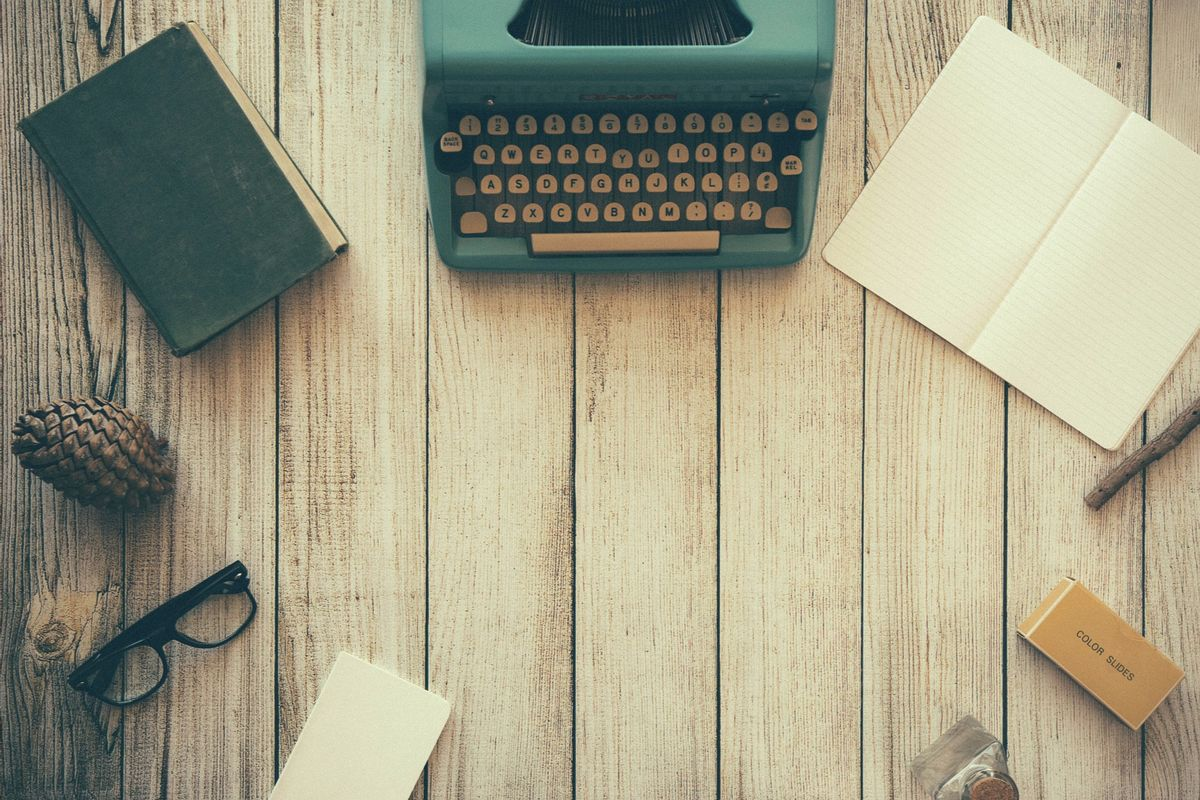Why I Love Writing But I'll Never Get A Book Published