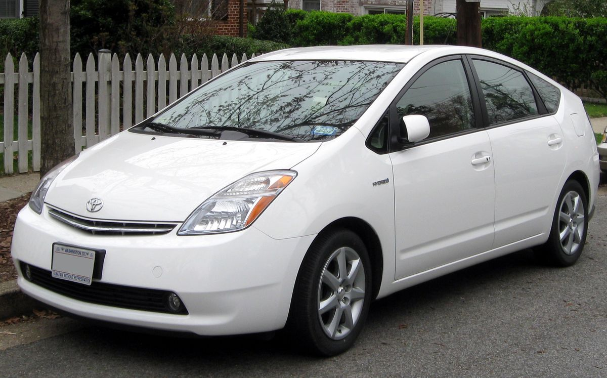 Open Letter To My Prius At The End Of Its Lease