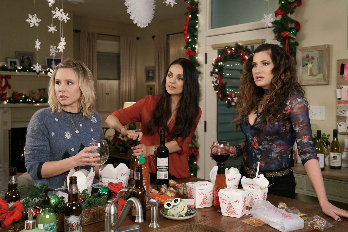 """""""A Bad Moms Christmas"""" Movie Review"""