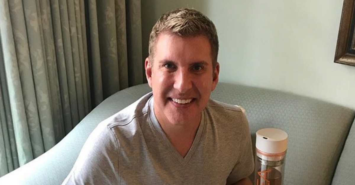 The End Of The Semester As Told By Todd Chrisley