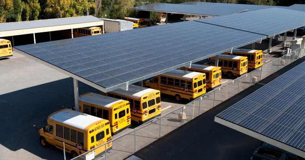 5,500 K-12 Schools Have Already Gone Solar